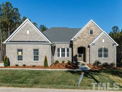 Wake Forest Single Family Home For Sale: 7409 Chouder Lane