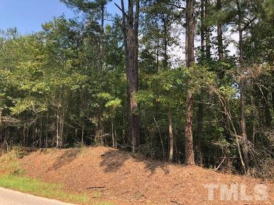 Johnston County Residential Lots & Land For Sale: 1396 Barnes Road