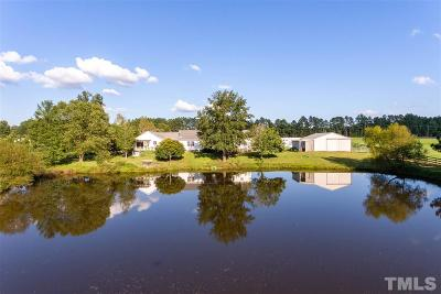 Creedmoor Single Family Home For Sale: 2569 Us 15 Highway