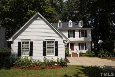 Raleigh NC Single Family Home Contingent: $279,900