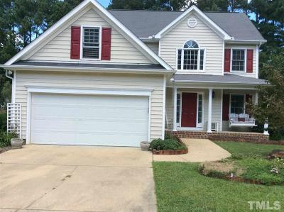 Fuquay Varina Rental For Rent: 825 E Ivy Valley Drive