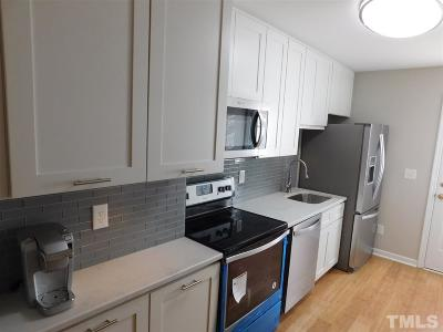 Raleigh Condo For Sale: 1308 S State Street #D