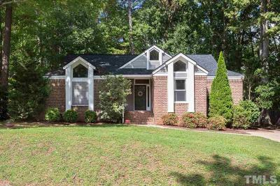Single Family Home For Sale: 5501 Millrace Trail