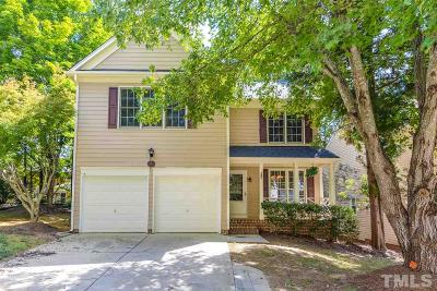 Cary Single Family Home For Sale: 123 Solstice Circle