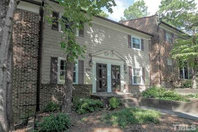 Raleigh Condo Contingent: 3735 Yorktown Place #3735