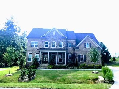 Wake Forest Single Family Home For Sale: 1316 Reservoir View Lane