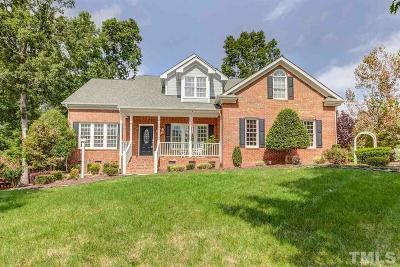 Holly Springs Single Family Home For Sale: 100 Crossway Lane