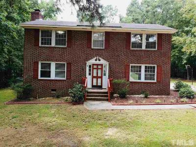 Oxford Single Family Home For Sale: 603 N Country Club Drive