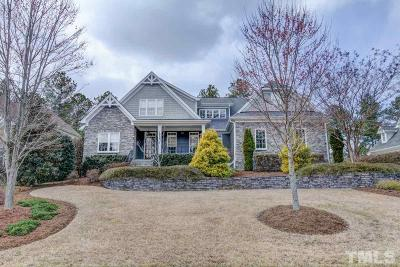 Pittsboro Single Family Home For Sale: 1074 Golfers View