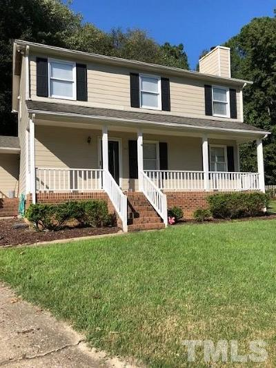 Raleigh Rental For Rent: 104 Burkwood Lane