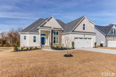 Willow Spring(s) (121) Single Family Home For Sale: 175 Jacqueline Drive
