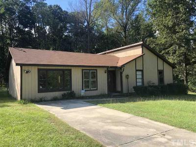 Harnett County Single Family Home For Sale: 311 Canteberry Drive