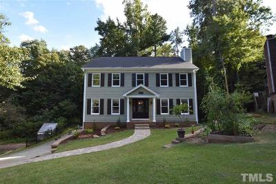 Raleigh Single Family Home For Sale: 1405 Lakepark Drive