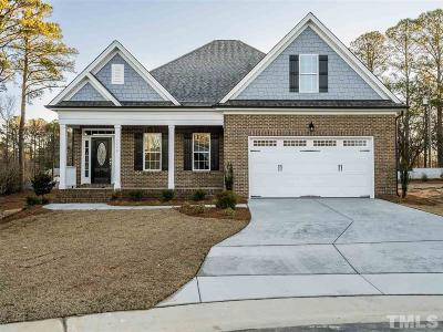 Fuquay Varina Single Family Home For Sale: 14 To Be Added