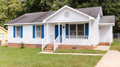 Wendell Single Family Home Pending: 712 Towne Square Road