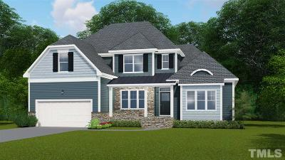 Franklinton Single Family Home For Sale: 1741 River Club Way #Lot 208