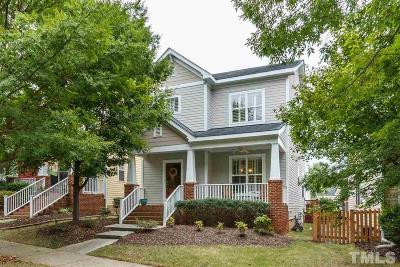 Wake County Single Family Home Contingent: 4421 All Points View Way