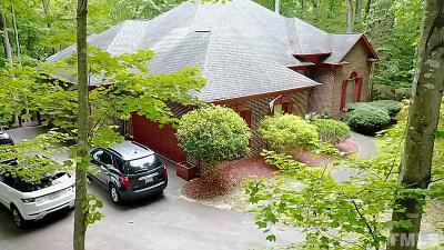 Fuquay Varina Single Family Home For Sale: 4100 Brackenridge Lane