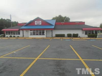 Raleigh Commercial For Sale: 3601 New Bern Avenue