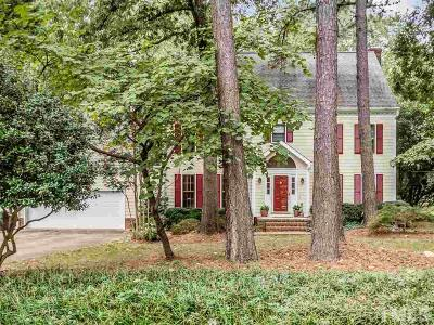 Cary NC Single Family Home Contingent: $439,900