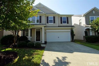 Cary Single Family Home For Sale: 318 Northlands Drive
