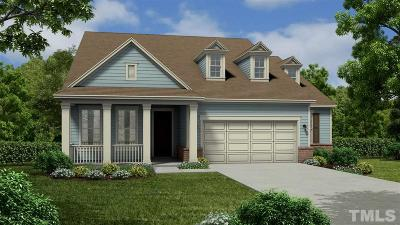 Durham Single Family Home For Sale: 1010 Steinbeck Drive #Lot 272