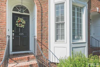 Holly Springs Townhouse Pending: 225 Kenmont Drive