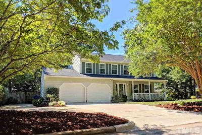 Raleigh Single Family Home For Sale: 2104 Treverton Place
