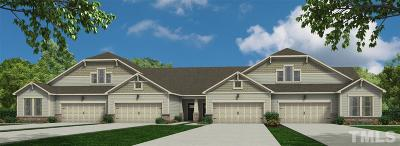 Durham Townhouse For Sale: 1026 Carraway Lane #Lot #396
