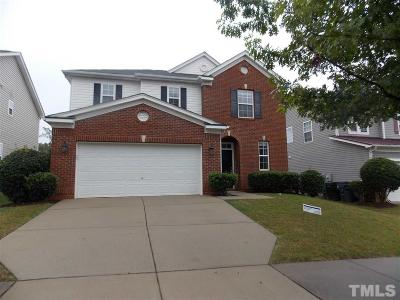 Holly Springs Rental For Rent: 305 Amacord Way