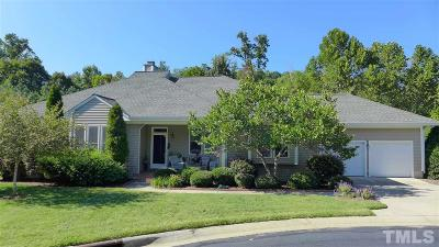 Chatham County Single Family Home For Sale: 4061 Duplin