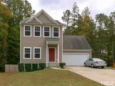 Raleigh NC Single Family Home For Sale: $247,000