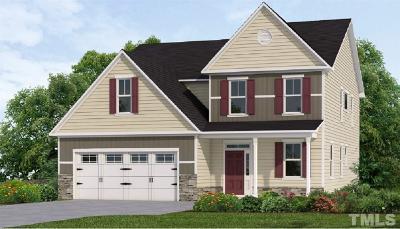 Harnett County Single Family Home For Sale: 588 Angel Oak Drive