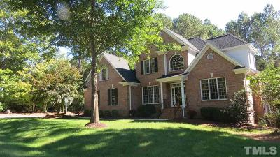 Raleigh Single Family Home For Sale: 1109 Weeping Glen Court