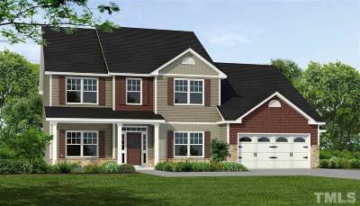 Harnett County Single Family Home For Sale: 490 Angel Oak Drive