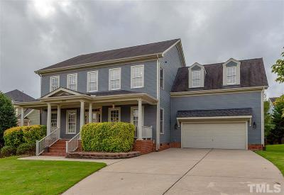 Wake Forest NC Single Family Home For Sale: $377,500