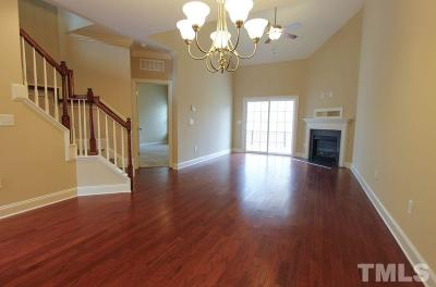 Fuquay Varina Townhouse For Sale: 525 Barneswyck Drive