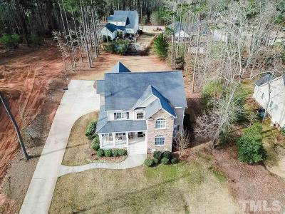 Sanford Single Family Home For Sale: 2313 Brownstone Drive
