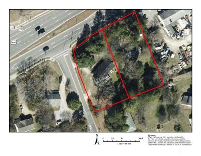 Raleigh Commercial For Sale: 4506 Louisburg Road