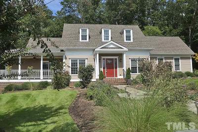 Chapel Hill Single Family Home For Sale: 107 B Fells Way
