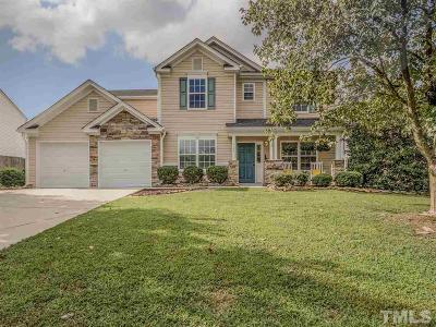 Fuquay Varina Single Family Home For Sale: 412 Woodchase Green Drive