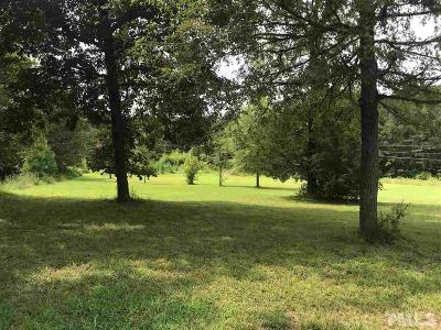 Orange County Residential Lots & Land For Sale: 8828 Bethel Hickory Grove Church Road
