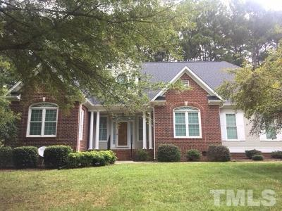Durham Single Family Home For Sale: 912 E Oak
