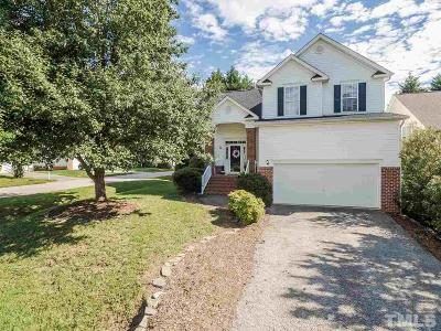Single Family Home For Sale: 2401 Barday Downs Lane