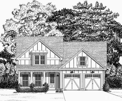 Fuquay Varina Single Family Home Pending: 2476 To Be Added