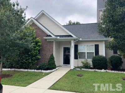 Creedmoor Single Family Home Contingent: 301 Winston Way