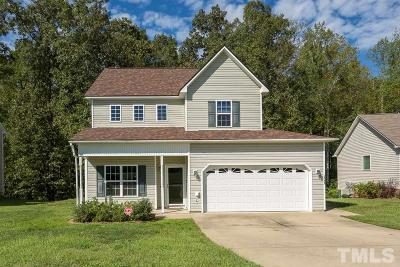Fuquay Varina Single Family Home For Sale: 1052 S Philwood Court