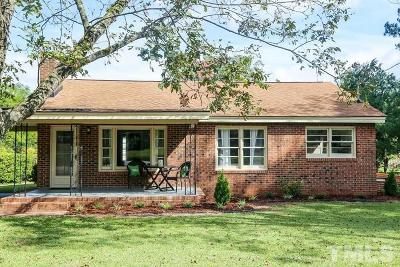 Smithfield Single Family Home Contingent: 146 Galilee Road