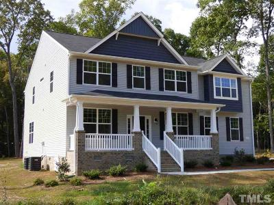 Mebane Single Family Home For Sale: 2802 Bingham Drive