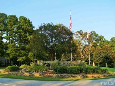 Louisburg Residential Lots & Land For Sale: 167 Winnebago Loop